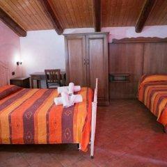 Отель Agriturismo Cascina Concetta Пиццо комната для гостей фото 3