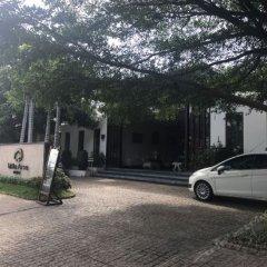 Отель Sai Gon Mui Ne Resort парковка