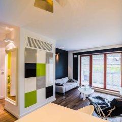 Отель Oxygen Central Apartments Польша, Варшава - отзывы, цены и фото номеров - забронировать отель Oxygen Central Apartments онлайн комната для гостей