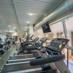 Antillia Hotel фитнесс-зал фото 2
