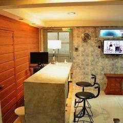 Отель The Nexchange Bangkok Hostel Таиланд, Бангкок - отзывы, цены и фото номеров - забронировать отель The Nexchange Bangkok Hostel онлайн удобства в номере
