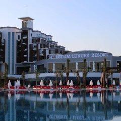 Отель Selectum Luxury Resort Belek бассейн