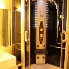 Отель Rezidence Zámeček Чехия, Франтишкови-Лазне - отзывы, цены и фото номеров - забронировать отель Rezidence Zámeček онлайн ванная