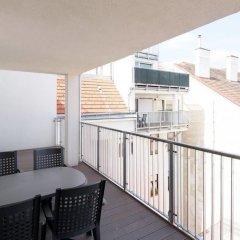 Отель Central Apartment - Cityapartments Австрия, Вена - отзывы, цены и фото номеров - забронировать отель Central Apartment - Cityapartments онлайн балкон