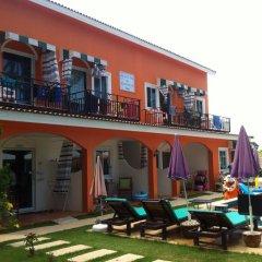 Отель Private lodge beachside Lamai Samui Таиланд, Самуи - отзывы, цены и фото номеров - забронировать отель Private lodge beachside Lamai Samui онлайн балкон