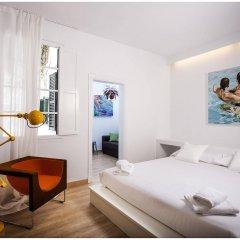 Отель Cheap & Chic Hotel Испания, Сьюдадела - отзывы, цены и фото номеров - забронировать отель Cheap & Chic Hotel онлайн комната для гостей фото 4