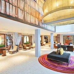 Отель Triple Two Silom Бангкок интерьер отеля фото 2