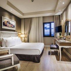 Bellis Deluxe Hotel Турция, Белек - 10 отзывов об отеле, цены и фото номеров - забронировать отель Bellis Deluxe Hotel онлайн комната для гостей фото 3