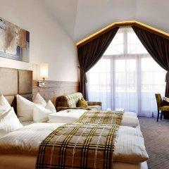Hotel Garni Melanie комната для гостей