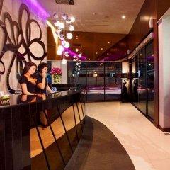 Отель M2 De Bangkok Бангкок гостиничный бар