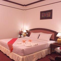 Отель Crystal Hotel Таиланд, Краби - отзывы, цены и фото номеров - забронировать отель Crystal Hotel онлайн комната для гостей фото 5