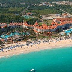 Отель Occidental Caribe - All Inclusive Доминикана, Игуэй - отзывы, цены и фото номеров - забронировать отель Occidental Caribe - All Inclusive онлайн пляж