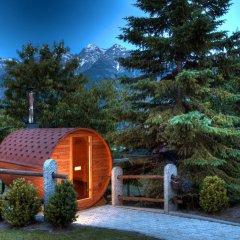 Отель La Roche Италия, Аоста - отзывы, цены и фото номеров - забронировать отель La Roche онлайн сауна