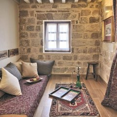 Отель Kokkini Porta Rossa Родос комната для гостей