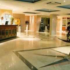 Sunshine Hotel And Spa Корфу интерьер отеля