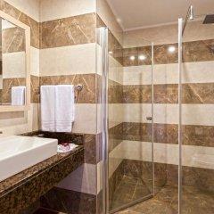 Xperia Saray Beach Hotel Турция, Аланья - 10 отзывов об отеле, цены и фото номеров - забронировать отель Xperia Saray Beach Hotel онлайн ванная фото 2