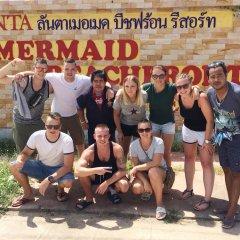 Отель Mermaid Beachfront Resort Ланта с домашними животными