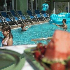 Отель Residence Eurogarden фитнесс-зал фото 2
