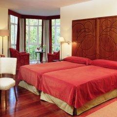 Отель Parador de Limpias комната для гостей фото 2