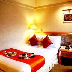 Отель Sawasdee Langsuan Inn Бангкок комната для гостей