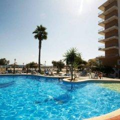 Отель Apartamentos Playa Moreia бассейн фото 3