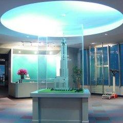 Отель Baiyoke Sky Бангкок фитнесс-зал фото 4