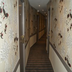 Hotel d'Amiens интерьер отеля