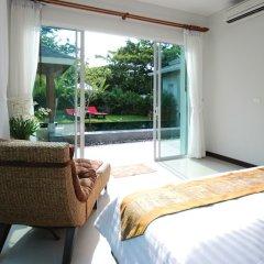 Отель Ananta Thai Pool Villas Resort Phuket комната для гостей фото 10