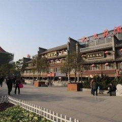 Отель Shanxi Wenyuan Hotel Китай, Сиань - отзывы, цены и фото номеров - забронировать отель Shanxi Wenyuan Hotel онлайн городской автобус
