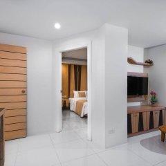 The Allano Phuket Hotel комната для гостей фото 3