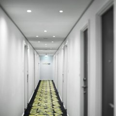 Отель Wakeup Copenhagen - Borgergade Дания, Копенгаген - 4 отзыва об отеле, цены и фото номеров - забронировать отель Wakeup Copenhagen - Borgergade онлайн интерьер отеля фото 3
