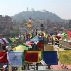 Отель Monkey Temple Homestay Непал, Катманду - отзывы, цены и фото номеров - забронировать отель Monkey Temple Homestay онлайн бассейн