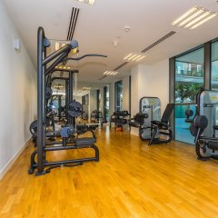 Отель DHH - Al Wasl 5 фитнесс-зал