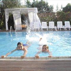 Отель Bellariva Feeling Hotel Италия, Римини - отзывы, цены и фото номеров - забронировать отель Bellariva Feeling Hotel онлайн бассейн фото 2