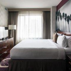 Отель Residence Inn Los Angeles L.A. LIVE США, Лос-Анджелес - отзывы, цены и фото номеров - забронировать отель Residence Inn Los Angeles L.A. LIVE онлайн комната для гостей фото 4