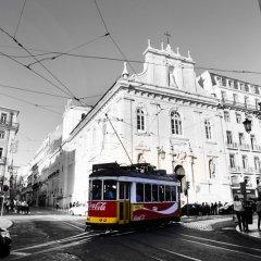 Отель Alecrim Ao Chiado Лиссабон городской автобус
