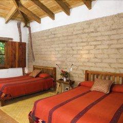 Hotel Hacienda San Lucas Копан-Руинас комната для гостей фото 3