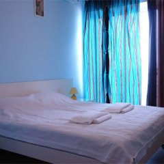 Santorini Hotel комната для гостей