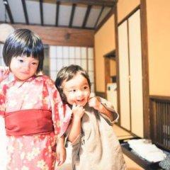 Отель Fumoto Ryokan Япония, Минамиогуни - отзывы, цены и фото номеров - забронировать отель Fumoto Ryokan онлайн балкон
