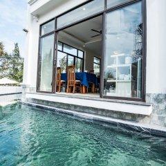 Отель Santa Villa Hoi An бассейн фото 3