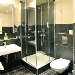 Отель St. Joseph Hotel Германия, Гамбург - отзывы, цены и фото номеров - забронировать отель St. Joseph Hotel онлайн ванная фото 6