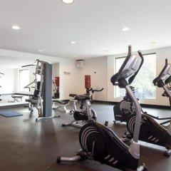Отель myLUXAPART Las Condes фитнесс-зал