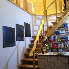 Отель B&B PompeiLog интерьер отеля фото 2
