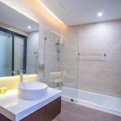 Отель Vistay ванная фото 2