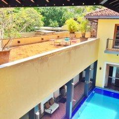 Отель Villa Capers Шри-Ланка, Коломбо - отзывы, цены и фото номеров - забронировать отель Villa Capers онлайн балкон