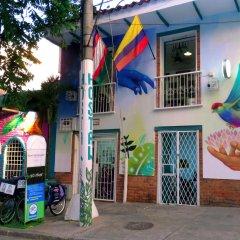 Отель Hostal Pajara Pinta детские мероприятия