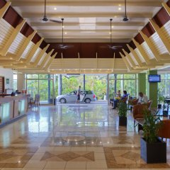Отель Tanoa International Hotel Фиджи, Вити-Леву - отзывы, цены и фото номеров - забронировать отель Tanoa International Hotel онлайн интерьер отеля