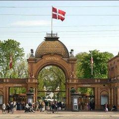 Отель Richmond Hotel Дания, Копенгаген - 1 отзыв об отеле, цены и фото номеров - забронировать отель Richmond Hotel онлайн