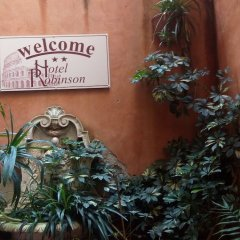 Отель Robinson интерьер отеля фото 2