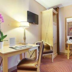 Отель Central Saint Germain Франция, Париж - 3 отзыва об отеле, цены и фото номеров - забронировать отель Central Saint Germain онлайн удобства в номере фото 2